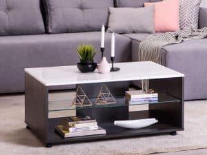 שולחן קומפקטי לסלון BELLA