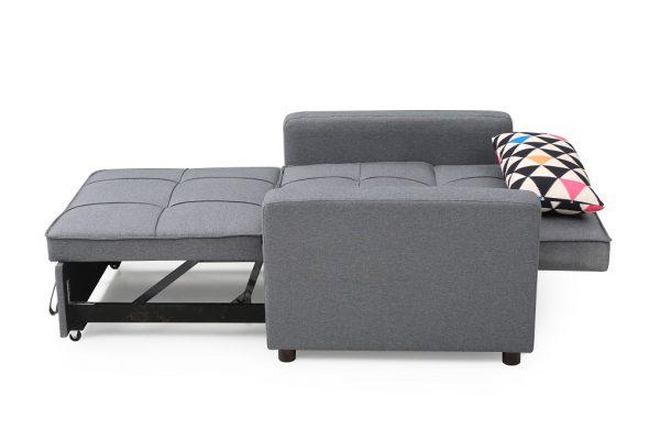 כורסא נפתחת למיטה VITA אפור
