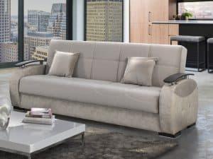 ספה מעוצבת לסלון LONDON